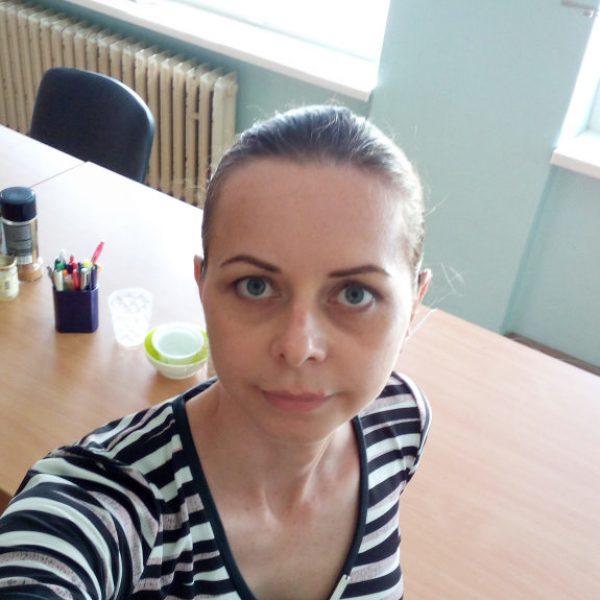 Eva Gergelyova - Slovensky jazyk