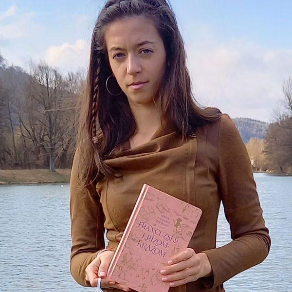 Paula Mazurova - Francuzsky jazyk